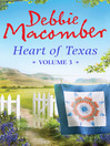 Heart of Texas, Volume 3 (eBook)